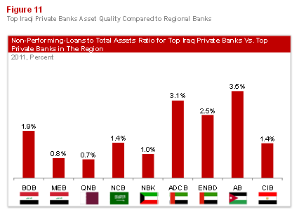 Emerging Banking in Iraq
